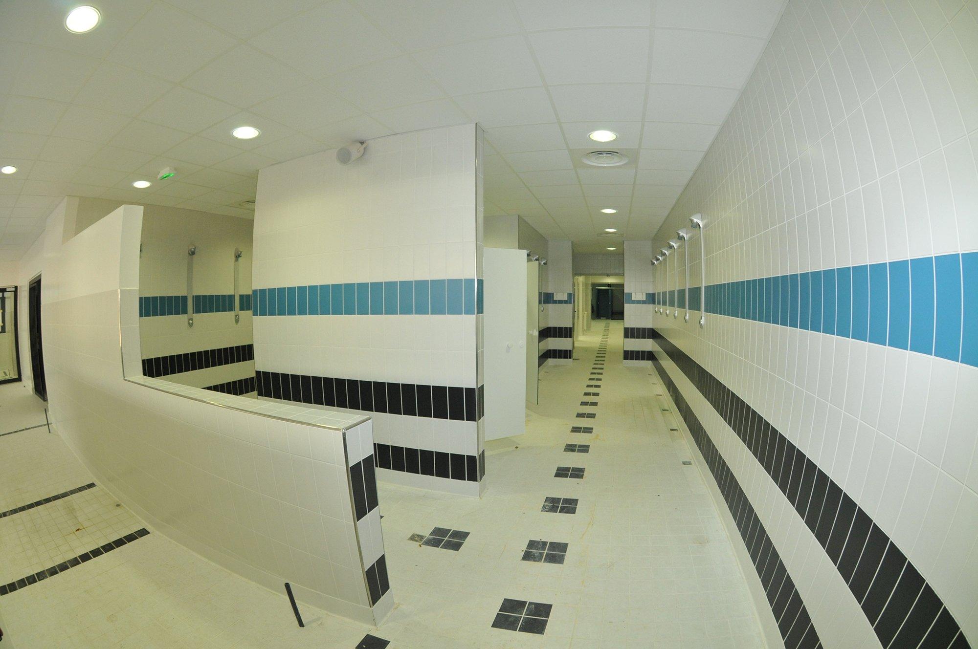 Complexe salle Omnisports